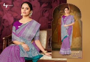 LT Fabrics Sakhi 71006