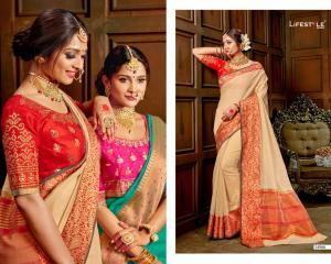 Lifestyle Saree Meera 54966