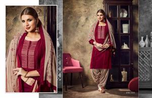 Kajree Fashion Arties By Patiyala 1013