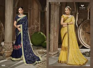 Triveni Saree Amulya 80502-80503