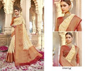 Lifestyle Saree Varmala 55342