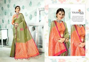 Vaamika Fashions Parnica Silk 2602