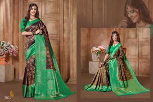 Jyotsana Saree Kanjivaram Silk 1601