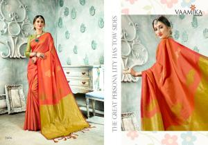 Vaamika Fashions Parnica Silk 2606