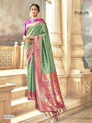 Shakunt Saree Vedantika 60501