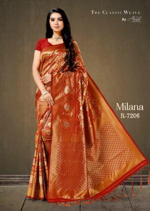 Aura Saree Milana 7206