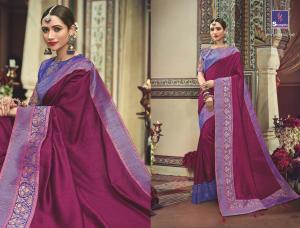 Shangrila Saree Manyavar Silk 8507
