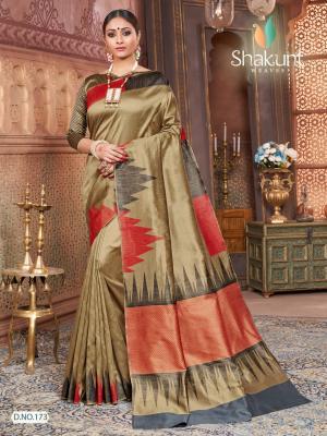 Shakunt Saree Saubhagya 173