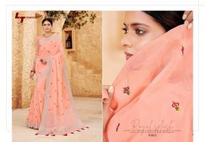 Lt Fabrics Nitya Kashmiri Silk 90002