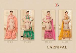 Deepsy Suits Carnival 20001-20004