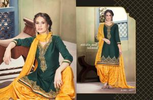 Kessi Fabric Shangar By Patiala House 4021