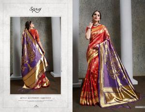 Saroj Saree Parampura 230004