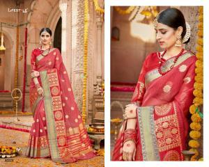 Lifestyle Saree Kavita 54590