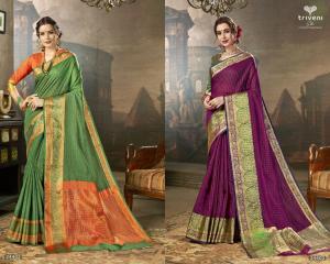 Triveni Saree Sasiya 24402-24403