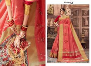 Lifestyle Saree Shubh Laxmi 60181