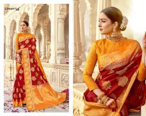 Lifestyle Saree Varmala 55349