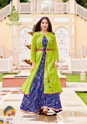 Kajal Style Fashion Lakme 3003