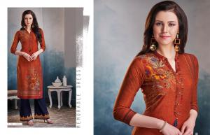 Kajree Fashion Kalaroop Chambor 10064 Price - 725