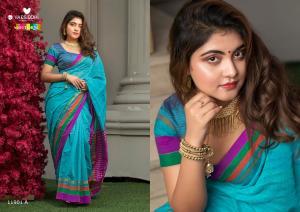 Varsiddhi Fashions Mintorsi Keshar Cotton 11901 A