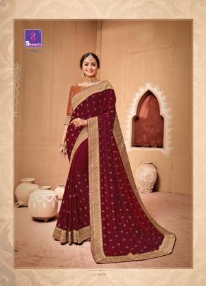 Shangrila Saree Kalyani 8628