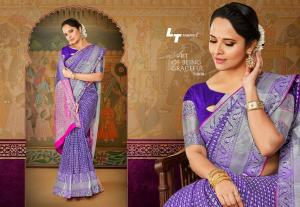 LT Fabrics Sakhi 71008