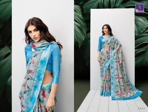 Shangrila Saree Rayesha Cotton 4904
