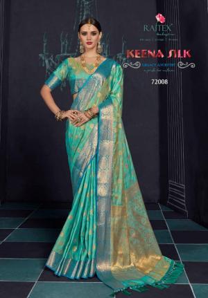 Rajtex Saree Keena Silk 72008