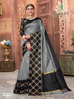 Shakunt Saree Nandita 163