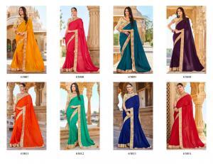 Saroj Saree Star Light 63010-63014