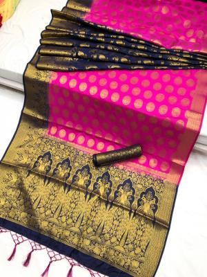Keshar Veshika Silk 1006