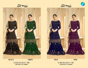 Your Choice Ghunghat NX 3103 Colors