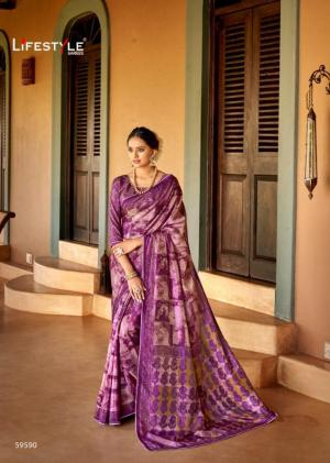 Lifestyle Saree Kamakshi 59590