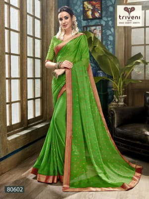 Triveni Saree Raina 80602
