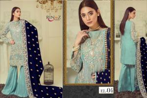Rinaz Fashion Jazmin EL-04