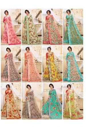 Lifestyle Saree Pravina 60241-60252