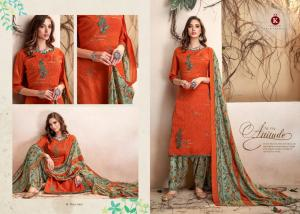 Kala Fashion Ishqbaaz Winter Collection 1002