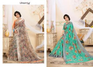 Lifestyle Saree Pravina 60250-60251