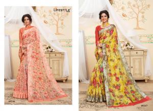 Lifestyle Saree Pravina 60246-60247