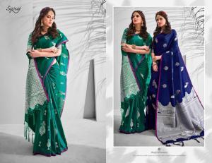 Saroj Saree Sargam 210002-210003