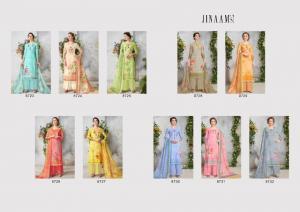 Jinaam Dress Milan 8723-8732