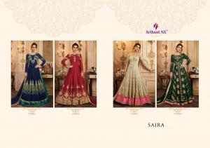 Arihant NX Saira 43001-43004 Price - UNSTICH-7180, TOP FULL STICH-7580