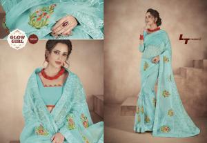 LT Fabrics Amyra 38009