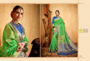 Style Instant Banarasi Silk 1260