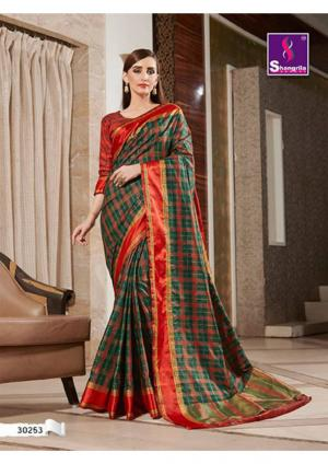 Shangrila Saree Kalki Cotton 30253