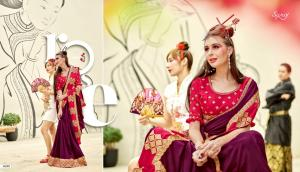 Saroj Saree Fanna 46001