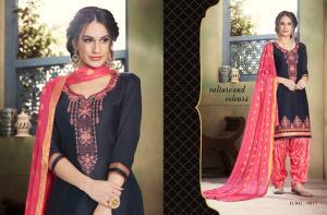 Kessi Fabric Shangar By Patiala House 4017