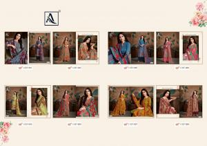 Alok Suits Manjula 337-001-337-008