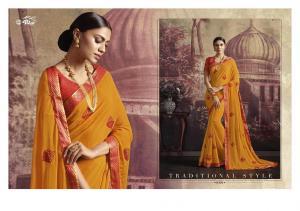 Palav Fabrics Shankham 6350