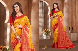 Jyotsana Saree Kanjivaram Silk 1605