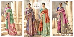 Shakunt Saree Vedantika 60501-60504